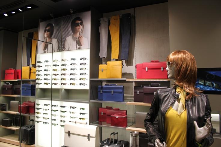 A shopaholic's paradise...