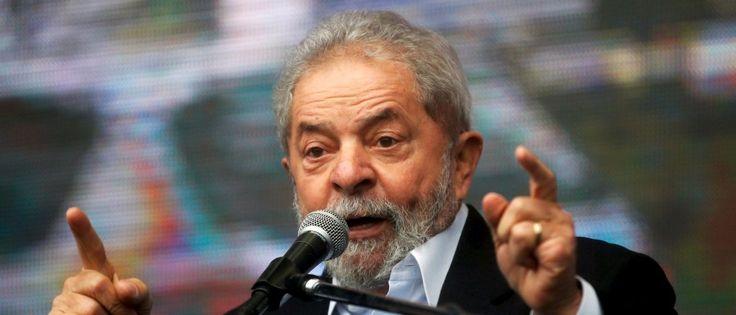 Noticias ao Minuto - Maior corrente do PT faz campanha para Lula presidir partido