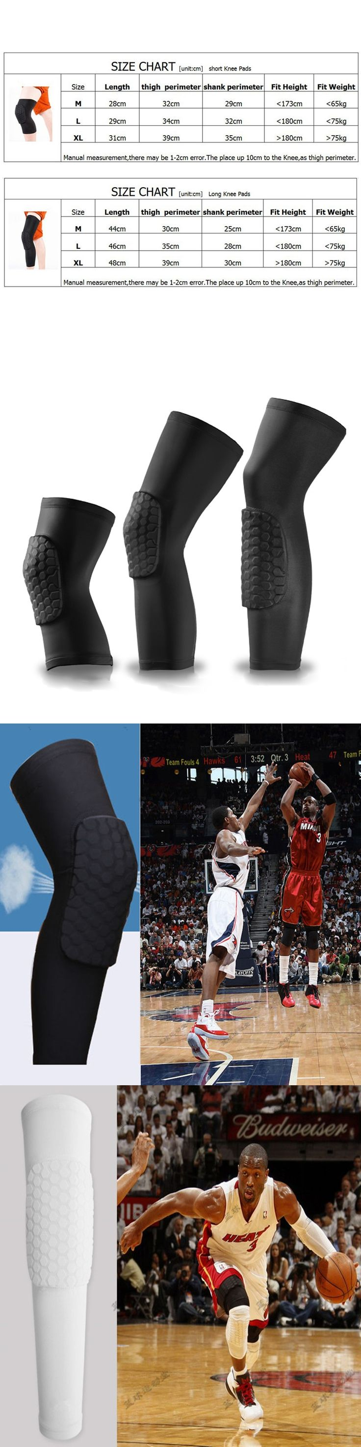 Normal /Thicken Anti-collision Basketball Knee Pads Tactical Football Pads Knee Support Calf Sleeve Protector Sport Accessories