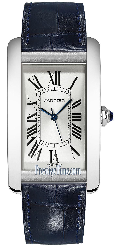 Cartier Tank Americaine Large wsta0018 #cartier #cartierwatches #cartierwatch