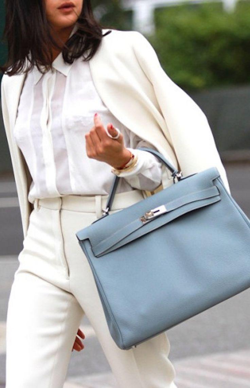 Profitez du Kelly d'Hermès sur Leasy Luxe et sublimez vos tenues de travail ! www.leasyluxe.com #breathtaking #workingday #inspiration #leasyluxe