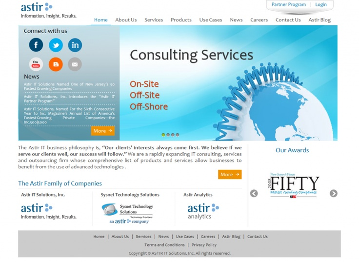 TRS Consulting Information Technology Services