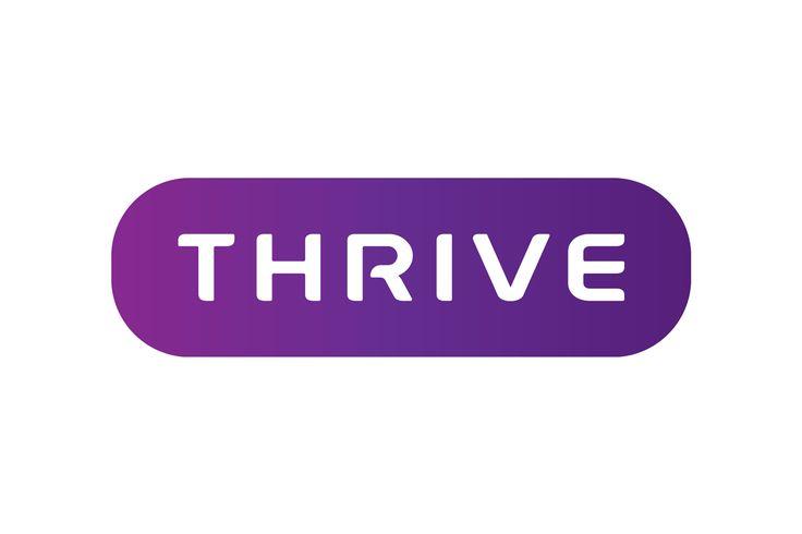 Agency Logo Design UK Thrive Recruitment