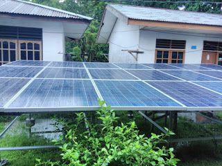 RYAN JAYA TEKNIK | TIANG LAMPU PJU: Tiang Lampu Solar Panel Tenaga Surya