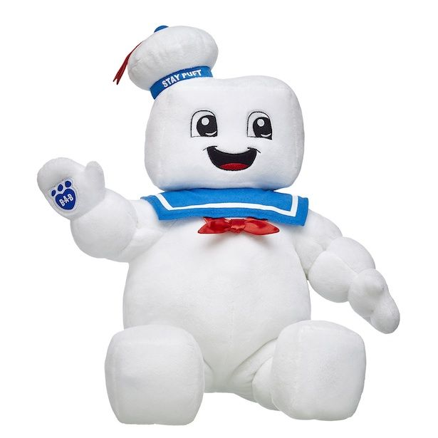 Build-A-Bear Ghostbusters Are Frighteningly Cute -  #ghostbusters #toys