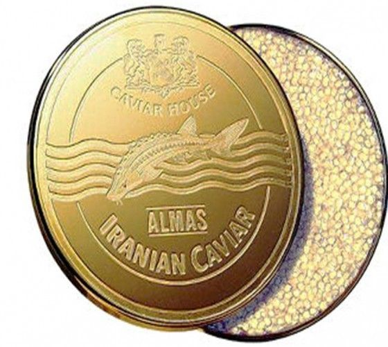 Treat Yo Self Parks and recreation  Almas Caviar: Most Expensive Caviar In The World