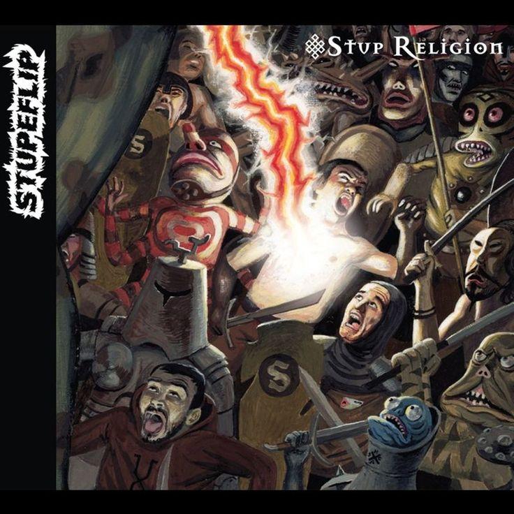 Stup religion by STUPEFLIP