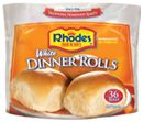 Soft and delicious Rhodes™ White Dinner Rolls are a great addition to any meal. With a great home-baked flavor these rolls are sure to please everyone.   Use the muffin tin method for AMAZING holiday party dinner rolls!