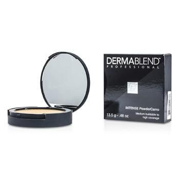 Intense Powder Camo Compact Foundation (Medium Buildable to High Coverage) - # Bronze - 13.5g-0.48