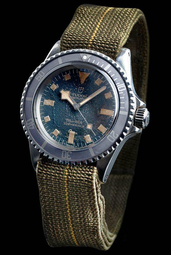 La Cote des Montres : L'histoire des Submariners et des montres de plongée militaires de Tudor - Plongée dans la légende