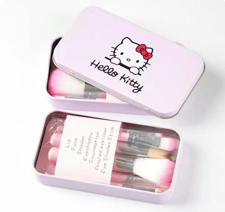 Brochas hello kitty brushes facebook adara paris df House of beauty / adara paris df en Tlalpan, Federal District