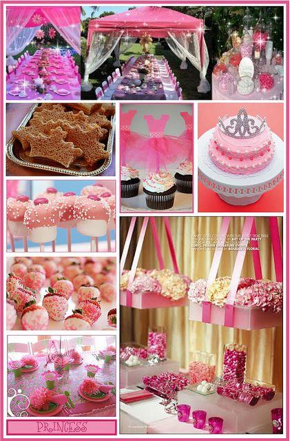 princess party theme.