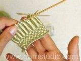 DROPS videos twined knitting. Fascinating. Denser fabric