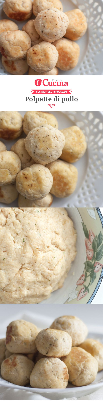Polpette di #pollo della nostra utente Chiara. Unisciti alla nostra Community ed invia le tue ricette!
