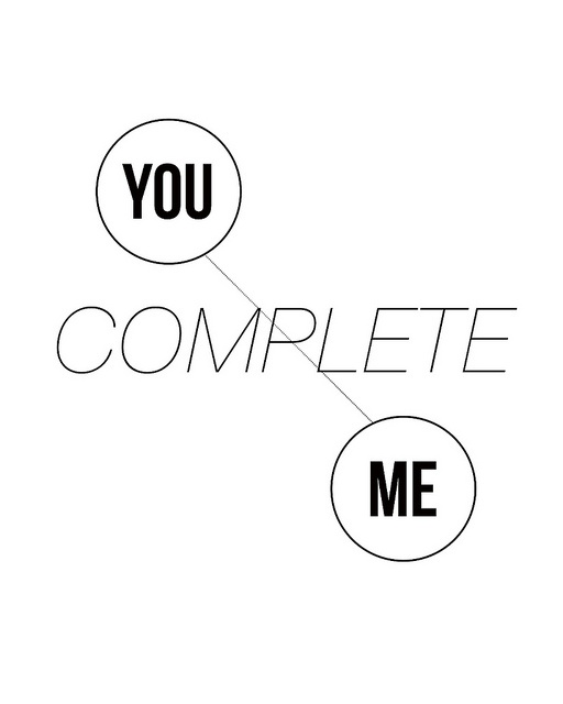 "Jerry Maguire Movie Quotes: ""YOU COMPLETE ME"" -Jerry Maguire Also, ""You Had Me At"