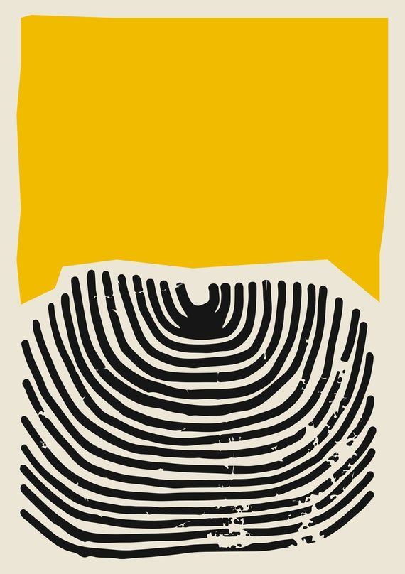 Art print set, set of 3, mid century modern, mid century modern art, mid century modern decor, prints set, abstract art, abstract prints set