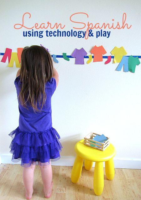 Fun way to use technology like iPhone/ iPad apps and hands on activities together.