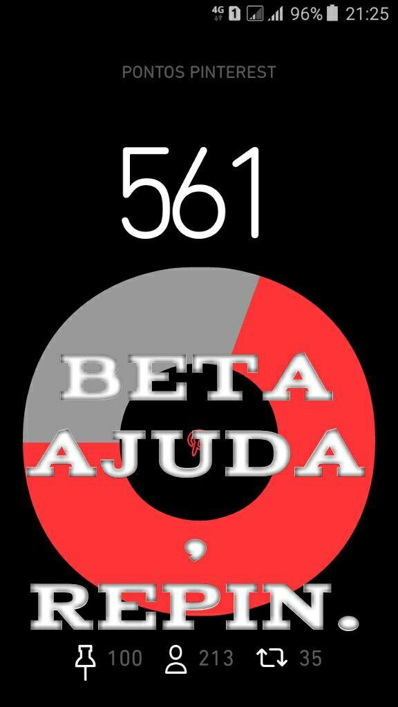 Beta que é beta faz REPIN e SdV Segue lá @yankrllus #sdv #BetaAjudaBeta preciso de seguidores e #retweet para ganhar pontos, ajuda lá por favor