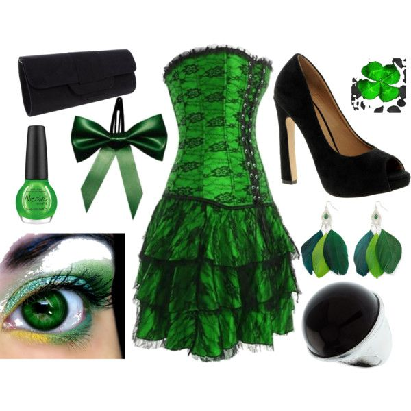 St. Pattys Day Outfit