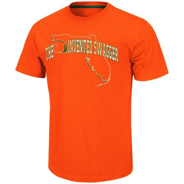 20 best caneswear new um hurricane arrivals images on for Miami invented swagger t shirt