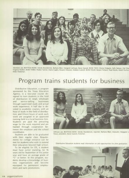 1972 Coronado High School Yearbook via Classmates.com