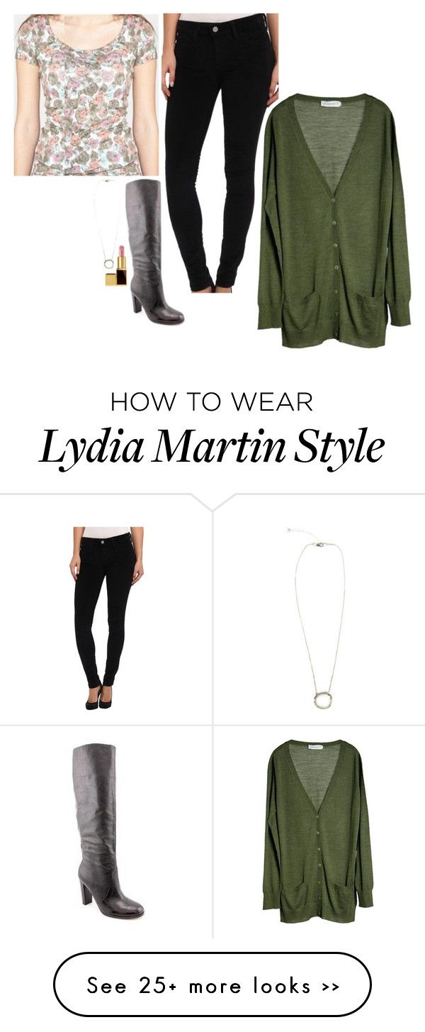 """""""Lydia Martin Inspired Outfit"""" by daniellakresovic on Polyvore"""