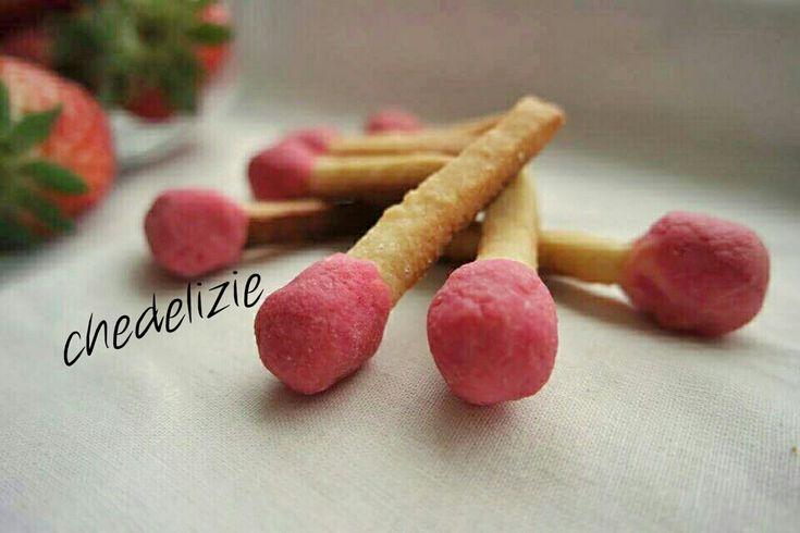 biscotti fiammifero