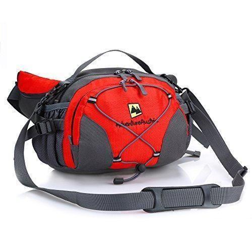 Oferta: 29.95€ Dto: -20%. Comprar Ofertas de Riñonera Grande Rojo AdventureAustria. Bolso para Cintura de Material Impermeable Correa Ajustable Adecuado para Fitness Cicl barato. ¡Mira las ofertas!