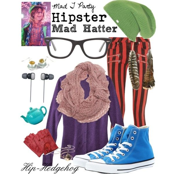 Cheshire Cat X Mad Hatter