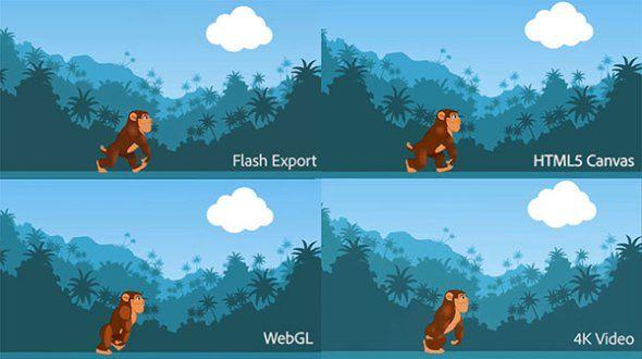 Η Adobe παροτρύνει τους δημιουργούς να μην επιλέγουν το Flash http://kapaweb.gr/blog/114-adobe-rebrands-flash-professional.html
