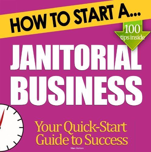how to start your own cleaning business free