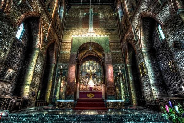 St Bartholomew's Brighton - Kan Lailey Photography