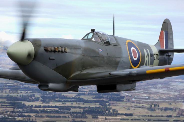 Spitfire kIX PV 270 NZ