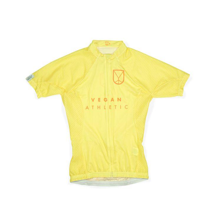 Women's SS Jersey - Fluro Lemon