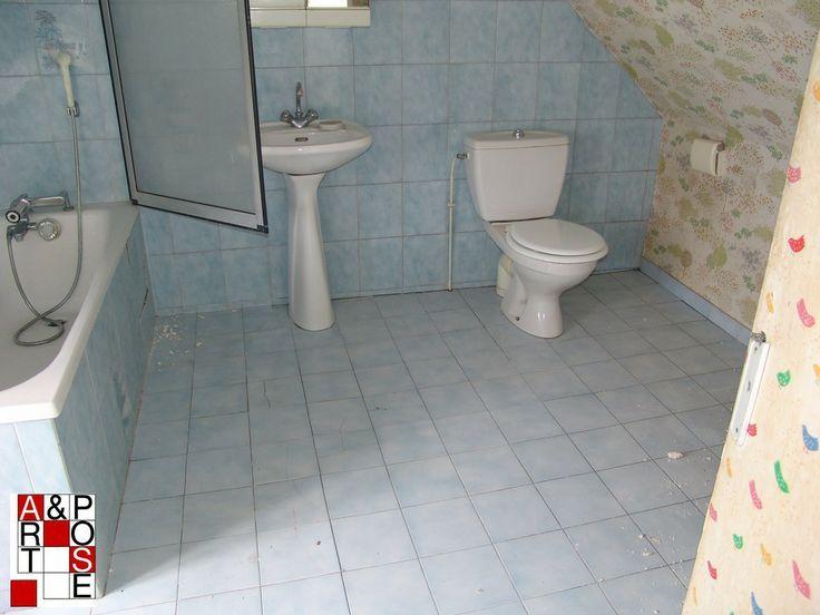 ART & POSE votre carreleur sur Versailles pour la rénovation carrelage de votre salle de bains, Chantier 3