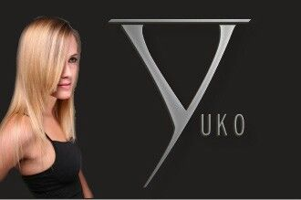 Yuko hair straightening system