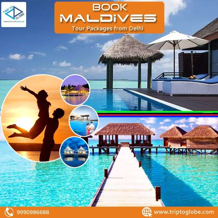 In Trip To Globe, The Best Maldives Tour Packages From