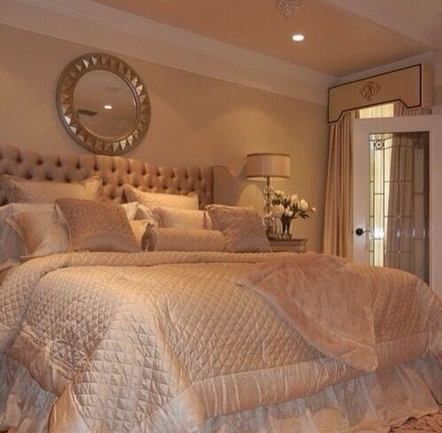 Dream Home Master Bedroom