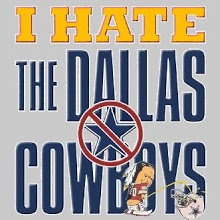 redskins fan I Hate Dallas Cowboys | Redskins fan and...