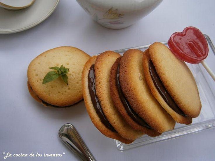 Milano cookies | Postres Fáciles y Ricos