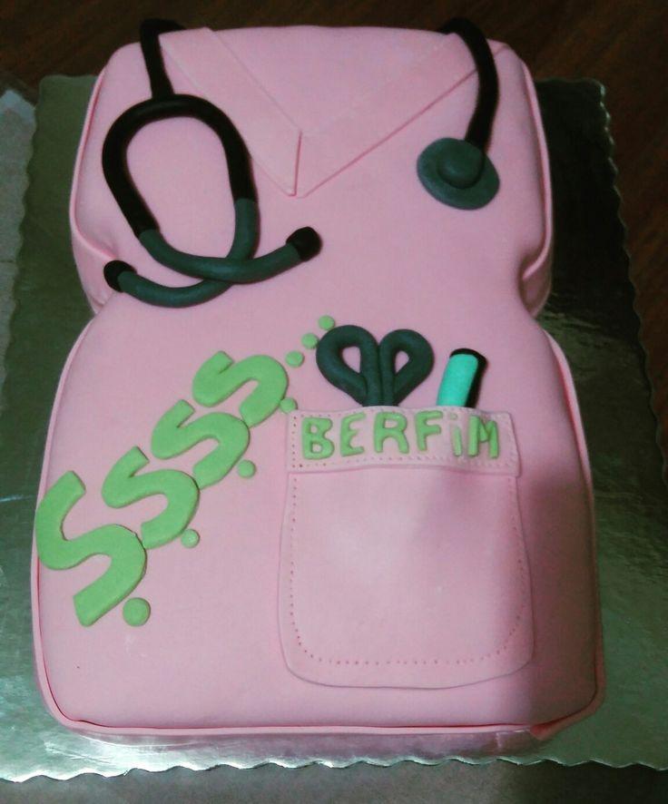 #nurse #cakedesign #cakefornurse