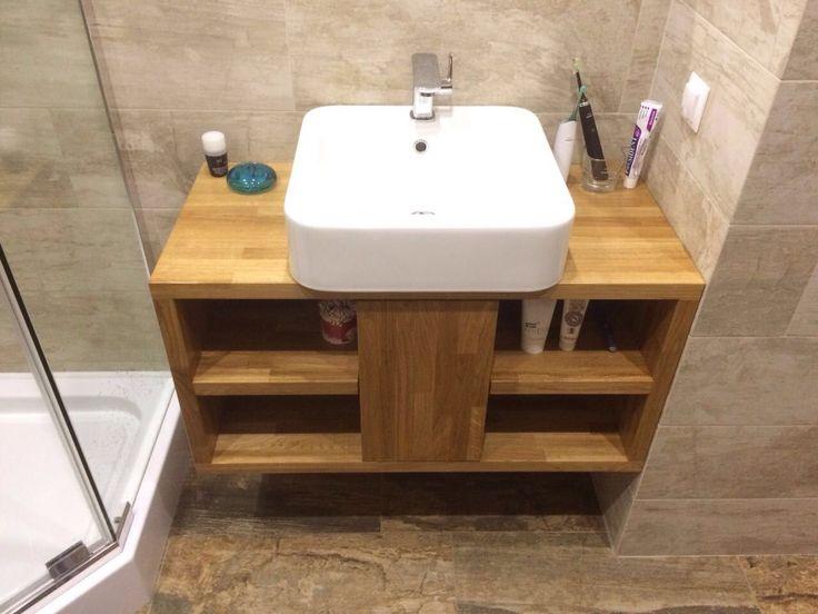 Купить Тумба с зеркалом в ванную - Мебель, мебель в ванную, для дома и интерьера, ванная комната