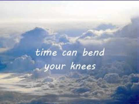 Tears in Heaven by Eric Clapton with lyrics------Would you know my name if i saw you in heaven? :(