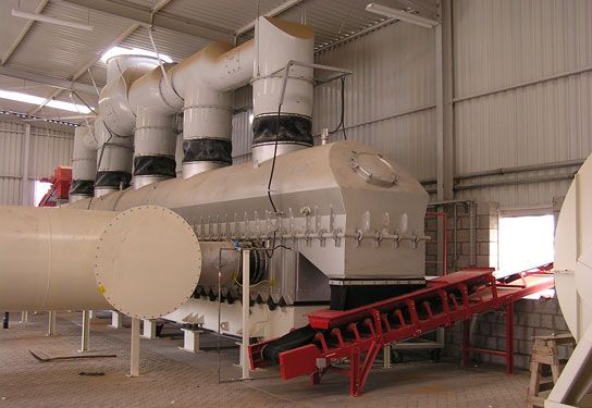 Fluidized bed drying machine is very effective and time saving. Get more info here http://mozer.in/