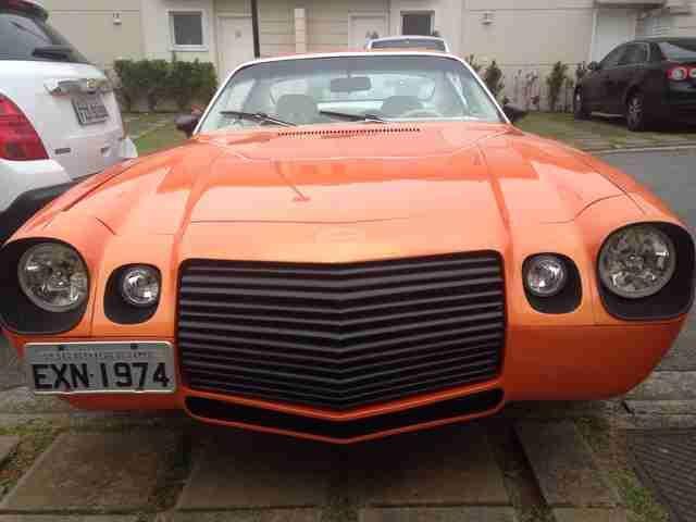 CHEVROLET CAMARO 1974 a venda - carros antigos