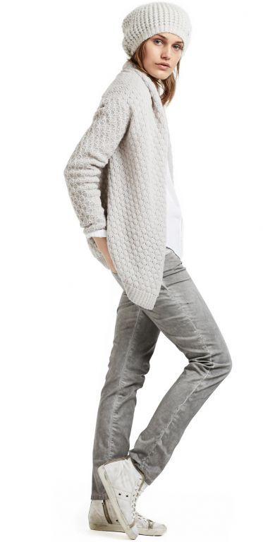 Opus fashion / winter white