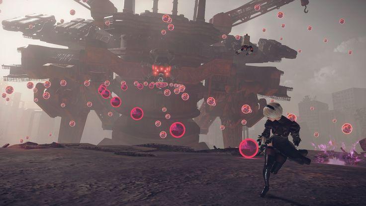 NieR: Automata gets a Japanese TV commercial - Nova Crystallis