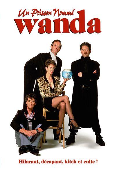 Un poisson nommé Wanda (1988) Regarder Un poisson nommé Wanda (1988) en ligne VF et VOSTFR. Synopsis: Un avocat fort coincé, Archie Leach, flanqué d'une épouse snob, une belle...