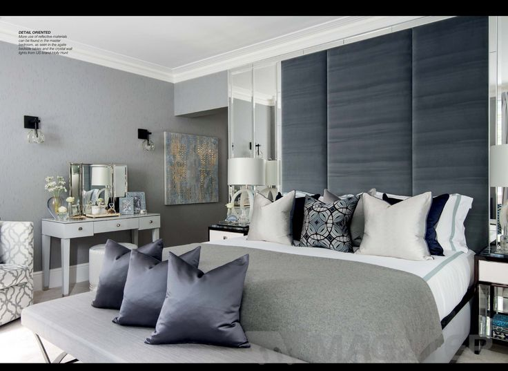 A collection of 20 contemporary british bedrooms completed by some of the biggest names in interior design for your inspiration