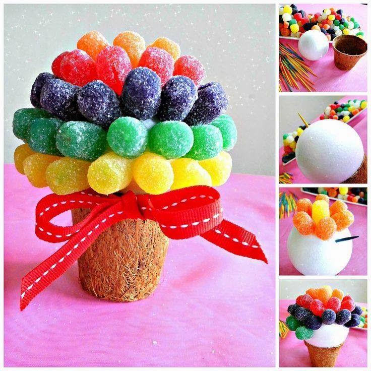 dulcinea dulces ideas divertidas de topiarios
